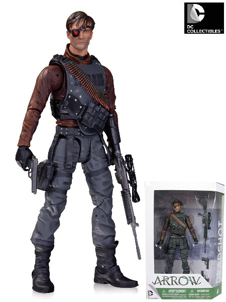 DC Collectibles Arrow TV Series Deadshot Action Figure